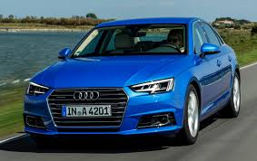 uautoknow.net: Quick Look: 2017 Audi A4 w/pricing info