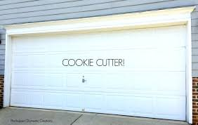 garage door update boring cookie cutter door update your garage door with gel stain garage door update