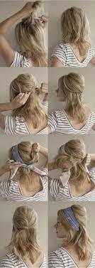 4 Peinados Super F Ciles Y Lindos Para Cabello Corto Paso A Paso
