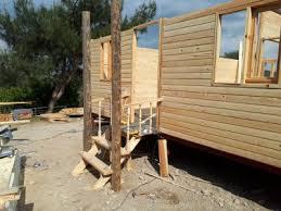 Wooden house, part 6 floor. Agac Ev Yapim Asamasini Gorebileceginiz Tek Adres Dost Ahsap