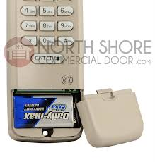 liftmaster 377lm wireless keyless entry garage door opener 315mhz