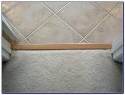 medium size of excellent laminate transition strips installation concrete then carpet
