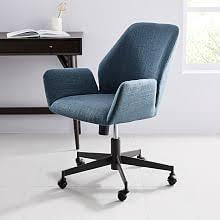 west elm office chair. aluna upholstered office chair west elm