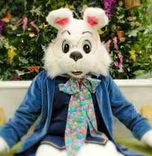 the easter bunny wants to hear from