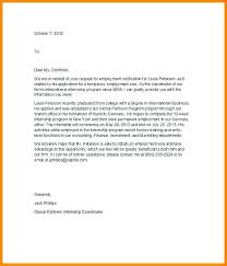 Request Employment Verification Letter Request Employment Verification Letter Format Antonchan Co