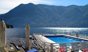 Villa d\u0027Este, Lake Como This is the most beautiful swimming pool I ...