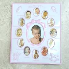 12 month picture frame month picture frame photo photo photo photo photo month picture frame baby