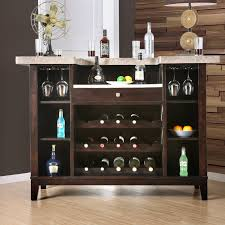 Image Piece Furniture Depot Darby Home Co Damato Bar Table With Wine Storage Wayfair