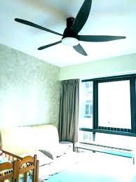 ceiling fan size for bedroom fresh