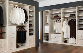 lovely small bedroom storage ideas of whie polished oak wood walk laminated leather