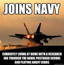 Join the Navy memes | quickmeme via Relatably.com
