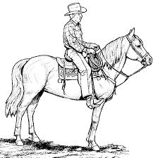 Small Picture Lovely Rodeo Coloring Pages 17 For Free Coloring Kids With Rodeo