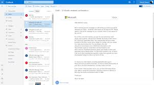 new outlook hands on with the new outlook com mspoweruser