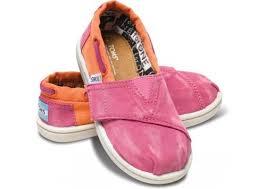 Toms Tiny Shoe Size Chart Toms Infant Tiny Bimini Alpargata Shoes