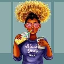 Cute Black Girl Art Wallpapers ...