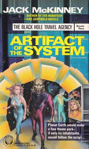 jack mckinney artifact of the system pulp fictionscience fiction bookssci