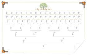 Excel Chart Template Free And Family Tree Templates Example Download ...