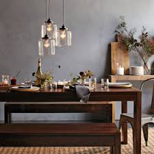 3 jar glass chandelier west elm west elm ceiling light