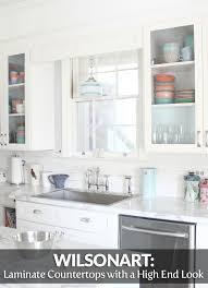 wilsonart laminate kitchen countertops. High-End Laminate Countertops For Kitchens - Wilsonart: With A High End Wilsonart Kitchen