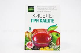 <b>Кисель при кашле</b> пак 20г N 5 купить в Пермь, описание и ...