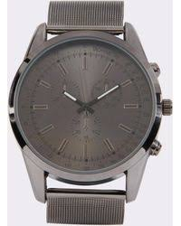 shop men s aldo watches from 21 lyst aldo policar lyst