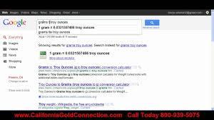 Gold Conversion Calculator Google Calculator Cash For Gold