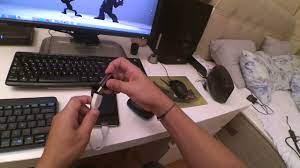 Cep telefonuna mouse - klavye bağlama ve monitöre veya televizyona  görüntüyü hdmi ile aktarma - YouTube