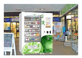 Vending Machine Enclosures Impressive Fresh Fruit Salad Food Vending Machine Conveyor Belt Vending