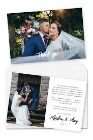 Thank You Not 7 Wording Ideas For Your Wedding Thank You Cards