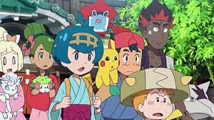 Pokemon the series Sun and Moon Ultra Legends episode 26 - video Dailymotion