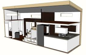 Tiny House Plans hOMe Architectural Plans - 04