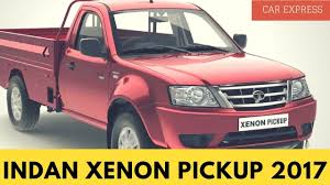 Indian TATA XENON Pickup 2017 Model Review. Best Cheapest Pickup ...