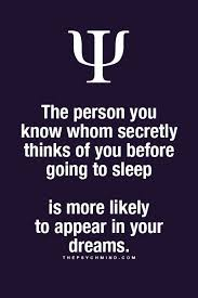Dream Relationship Quotes Best Of Fun Psychology Facts Here Things I Am Interested In Pinterest