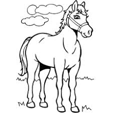 The best free, printable horse coloring pages! Top 55 Free Printable Horse Coloring Pages Online