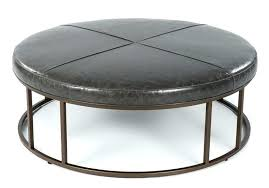 leather ottoman coffee table round leather ottoman coffee table black ottoman coffee table with storage leather ottoman coffee table