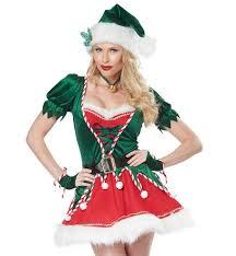 santa s helper y women s elf costume