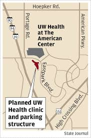 Uw Health Organizational Chart Uw Health To Build 255 Million Clinic By Hospital On