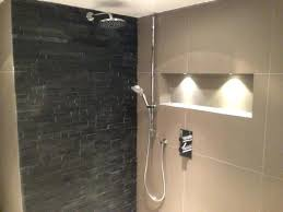shower stall lighting. In Shower Lighting Wonderful Best Bathroom Images On With Intended For Niche Designs Steam . Stall E