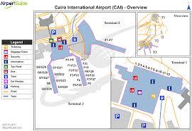 Cairo International Airport Heca Cai Airport Guide