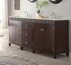 adelina 72 inch double sink bathroom vanity cream marble top