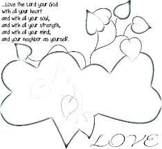 God Loves Me Coloring Pages God Loves Me Coloring Pages Free Page Is