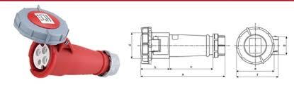 pin phase plug wiring image wiring diagram 3 phase 4 pin plug wiring diagram wiring diagram on 5 pin 3 phase plug