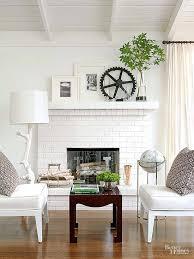 brick stone fireplace painted brick stone fireplace inspiration resurface brick fireplace with stone veneer stone and brick stone fireplace