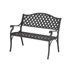 home depot patio furniture sale. Legacy Aluminum Patio Bench Home Depot Furniture Sale E