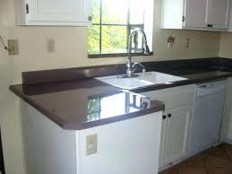 how to refinish laminate countertop