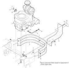 Kohler Engine Diagram Parts