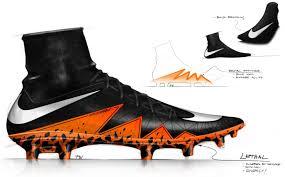 Design Soccer Cleats The Nike Hypervenom Phantom 2 Design Sketches Provide Unique