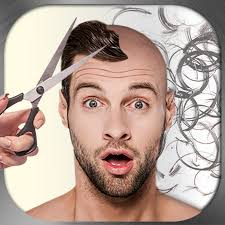 禿頭 髪型 面白い 写真 加工 メンズ髪型 いたずら Iphoneアプリ