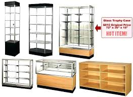 Glass Cabinet For Sale Premier Display Cases And  Showcases Gumtree Glass Cabinet For Sale 217