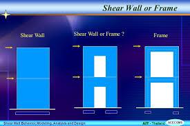 shear wall. 5 shear wall